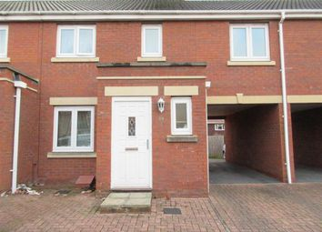 Thumbnail 2 bed terraced house for sale in Ankatel Close, Weston Super Mare, Bristol