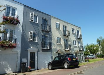 Thumbnail 4 bedroom terraced house to rent in Eaton Drive, Kingston Upon Thames