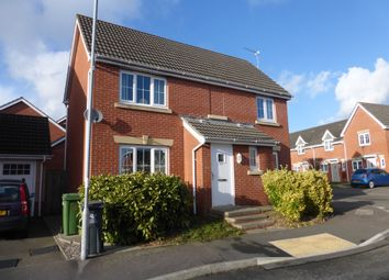 Thumbnail 4 bed detached house for sale in Willowbrook Gardens, St. Mellons, Cardiff