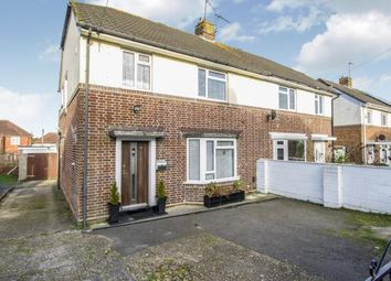 Thumbnail 3 bedroom semi-detached house for sale in Wavell Road, Bournemouth