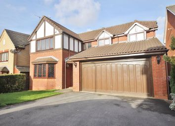 Thumbnail 4 bed detached house for sale in Dowsefield Lane, Calderstones, Liverpool