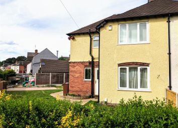 Thumbnail 3 bed semi-detached house for sale in Dartmouth Street, Stafford