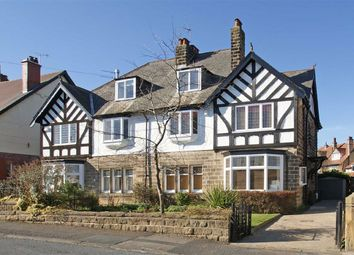 Thumbnail 5 bed semi-detached house for sale in Wheatlands Road, Harrogate, North Yorkshire