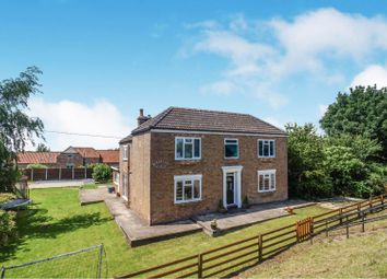 Thumbnail 4 bedroom detached house for sale in Witham Bank, Woodhall Spa
