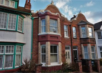 Thumbnail 3 bed terraced house for sale in Archibald Road, Exeter