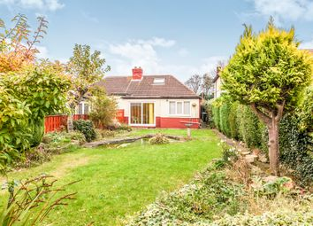 Thumbnail 2 bed semi-detached bungalow for sale in Caledonian Road, Hartlepool