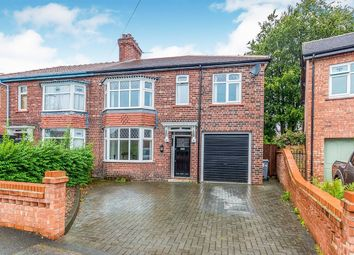 Thumbnail 4 bed semi-detached house to rent in Westlands Road, Middlewich