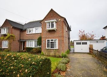 Thumbnail 3 bed semi-detached house for sale in Grimsdyke Road, Hatch End