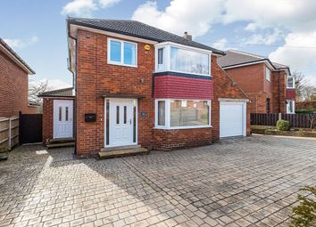 Thumbnail 3 bed detached house for sale in Falcon Way, Dinnington, Sheffield