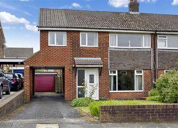 Thumbnail 4 bedroom semi-detached house for sale in Laburnum Park, Bradshaw, Bolton