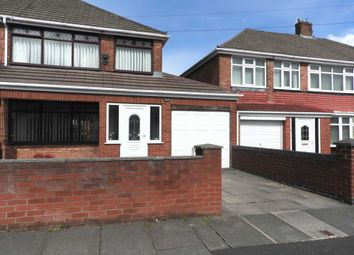 Thumbnail 3 bedroom semi-detached house for sale in Willow Avenue, Kirkby, Liverpool