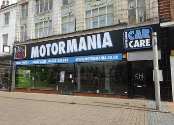 Thumbnail Retail premises for sale in Market Place, Mansfield, Nottinghamshire