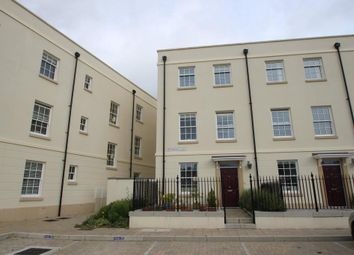 Thumbnail 4 bed end terrace house to rent in Maritime Square, Plymouth