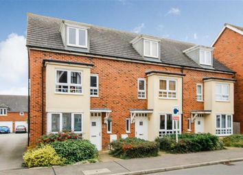 Thumbnail 4 bed town house for sale in Fonda Meadows, Oxley Park, Milton Keynes, Bucks
