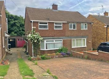 Thumbnail 3 bed semi-detached house for sale in Townfield Road, Flitwick, Bedford, Bedfordshire