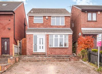 Thumbnail 3 bed detached house for sale in Bronte Close, Dewsbury