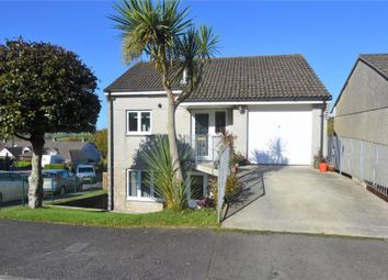 Thumbnail 4 bed detached house for sale in Meadow Park, Liskeard