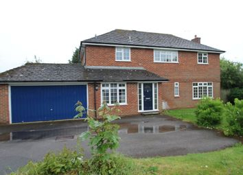 Thumbnail 4 bed detached house to rent in St. Catherines Close, Sindlesham, Wokingham