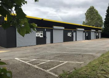 Thumbnail Industrial to let in Workshops To Rent, Mostyn Road Business Park, Coast Road, Llanerch-Y-Mor