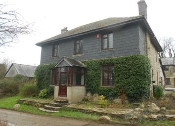 Thumbnail 4 bed farmhouse to rent in Widegates, Looe