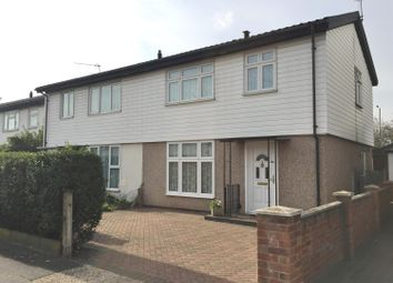 Thumbnail 3 bed semi-detached house for sale in Stansfield Road, Hounslow