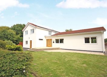 Thumbnail 4 bed detached house for sale in Lee Ground, Fareham
