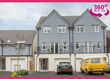 Thumbnail 4 bed semi-detached house for sale in Spencer Way, Newport
