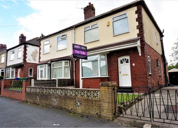 Thumbnail 3 bed semi-detached house for sale in Coldstream Avenue, Manchester