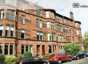 Thumbnail 3 bed flat for sale in Novar Drive, Dowanhill, Glasgow