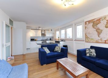Thumbnail 2 bed flat to rent in Kelvedon House, Stockwell