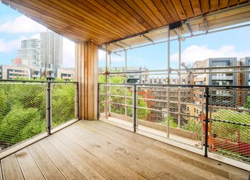 Thumbnail 3 bed flat to rent in The Cube, Banyan Wharf, 17-21 Wenlock Road, London
