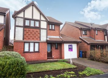 Thumbnail 3 bed detached house for sale in Elway Road, Wigan