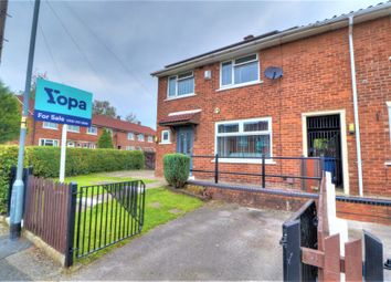 Thumbnail 3 bed end terrace house for sale in Spa Crescent, Little Hulton, Manchester