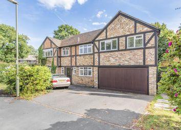 Windlesham, Surrey GU20. 5 bed detached house