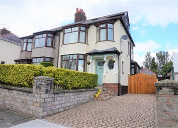 Thumbnail 4 bed semi-detached house for sale in Rangemore Road, Liverpool