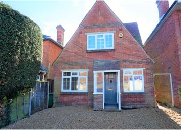 Thumbnail 3 bedroom detached house for sale in Langhorn Road, Bassett Green, Southampton