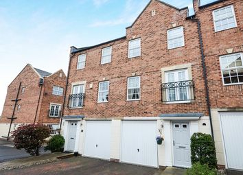Thumbnail 4 bedroom town house for sale in Monarch Way, York