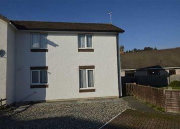 Thumbnail 3 bed semi-detached house for sale in 14, Cwrt Yr Onnen, Llanbadarn Fawr, Aberystwyth, Ceredigion