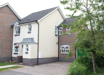 Thumbnail 4 bed link-detached house for sale in Kennet Way, Hungerford