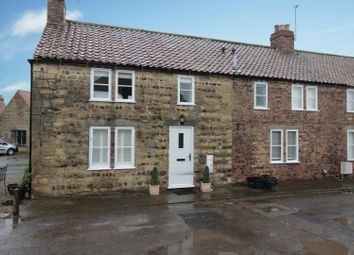 Thumbnail 3 bed semi-detached house for sale in Smithy Cottages, Dishforth, Thirsk, North Yorkshire