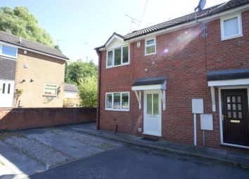 Thumbnail 2 bedroom semi-detached house to rent in Church Lane North, Darley Abbey, Derby