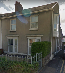 Thumbnail 3 bed terraced house to rent in Dillwyn Road, Sketty, Swansea