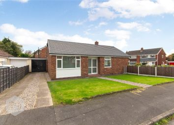 Thumbnail 2 bed bungalow for sale in Sandford Close, Bolton, Greater Manchester