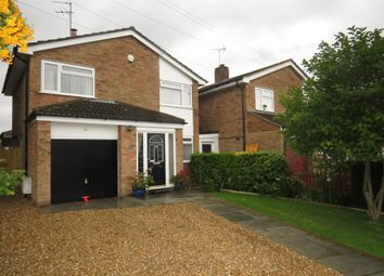 Thumbnail Detached house for sale in Red Lion Close, Cranfield, Bedford