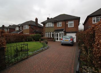 Thumbnail 5 bed detached house for sale in Ravenwood Drive, Hale Barns, Altrincham