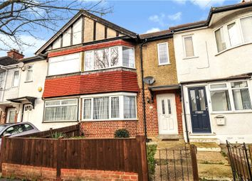 Thumbnail 2 bed terraced house to rent in Chelston Road, Ruislip, Middlesex