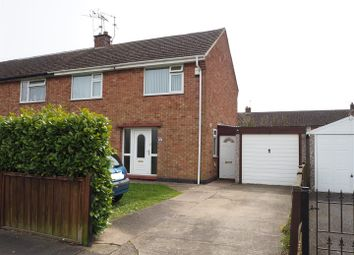 Thumbnail 3 bed semi-detached house for sale in Cranmer Road, Newark