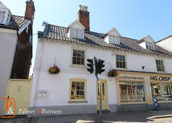 Thumbnail 1 bed flat for sale in High Street, Saxmundham