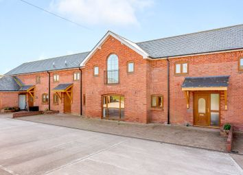 Thumbnail 4 bed barn conversion for sale in Mount Pleasant Farm, Clyst St. Lawrence, Devon
