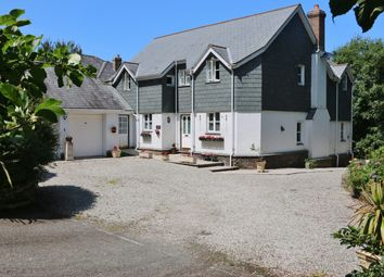 Thumbnail 4 bed detached house for sale in Paradise Road, Boscastle
